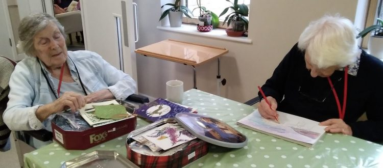 Rockdale House Care Home activities